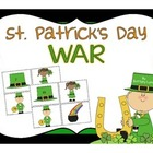 St. Patrick's Day War Math Game