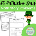 St. Patrick's Day Word Problems