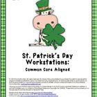 St. Patrick&#039;s Day Workstations: Concrete, Representational