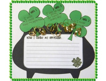 St. Patrick's Day Writing Activities & Mini-Lessons