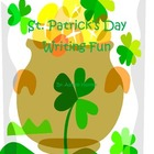 St. Patrick&#039;s Day Writing Fun