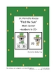 "St. Patrick's Koalas ""Find the Sum"" Math Center: numbers to 20"