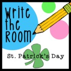 St. Pat's Write the Room