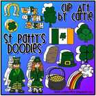 St Patty's Day Doodles