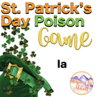 St. Patty's Day Leprechaun Poison Melody Game: la