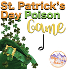 St. Patty's Day Leprechaun Poison Rhythm Game: half note