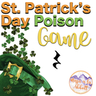 St. Patty's Day Leprechaun Poison Rhythm Game: ta rest
