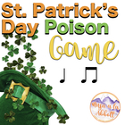 St. Patty's Day Leprechaun Poison Rhythm Game: ta ti-ti