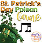 St. Patty's Day Leprechaun Poison Rhythm Game: ti-tika