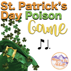 St. Patty's Day Leprechaun Poison Rhythm Game: ti-tom