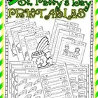 St. Patty's Day Printables {FREEBIE}