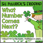 St Patty&#039;s Day: What Number Comes Next?