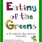 St. Patty&#039;s Eating of the Greens FREEBIE