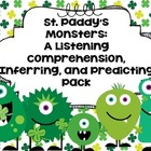 St. Patty's Monsters: A Listening Comprehension, Inferring