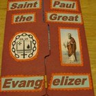 St. Paul Catholic Lapbook