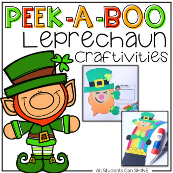 St.Patrick's Day Craftivities - Leprechauns!!