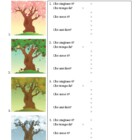 Stagioni (Seasons in Italian) worksheet