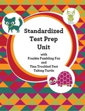 Standardized Test Prep Unit