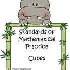 Standards of Mathematical Practice Cubes