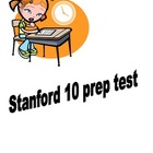 Stanford 10 prep- language only