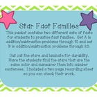 Star Fact Families