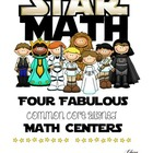 Star Math 4 Common Core Aligned math centers