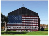 Star Spangled Banner (with mp3 files and a movie)