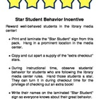Star Student Behavior Incentive