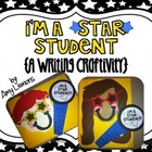 Star Student Writing Craftivity