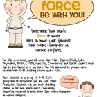 Star Wars: Forces and Friction