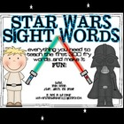 Star Wars Sight Words: Teach the First 300 Fry Words and M