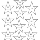 Star Word Memory Match Game