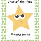 Star of the Week and Traveling Writing Journal