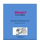 Stargirl Complete Literature and Grammar Unit Sample