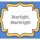 Starlight Starbright: Rhythm, Melody and Manipulatives for