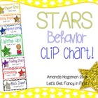Stars Behavior Clip Chart