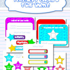 Stars Classroom Theme