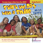 "Start the Day With a Smile CD / ""Miss Jenny's Edutunes"""