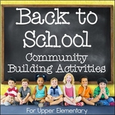 Beginning of the Year Activities for Secondary! {Start the
