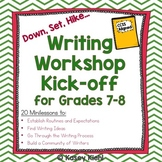 Starting Writing Workshop in Middle School: Common Core Aligned