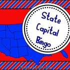 State Capital Bingo Game