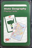 State Geography Playing Cards
