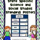 State Specific Science and Social Studies Standards Poster