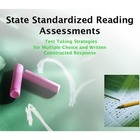 State Standardized Test-Strategies for Reading and Writing Tests