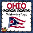 State Study - Ohio State Study Notebooking Pages