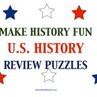 States and Capitals 40 Piece Puzzle
