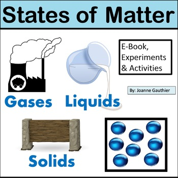 States of Matter Basic Facts Powerpoint