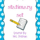 Stationary Set {Multi-Theme}