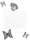 Stationary for writing friendly letters!