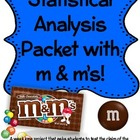 Statistical Analysis of a Standard Package of Plain m & m'